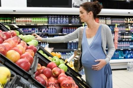 تغذیه زنان باردار