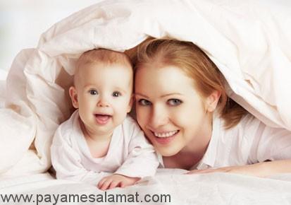 مهمترین تغییرات جسمی بعد از بارداری