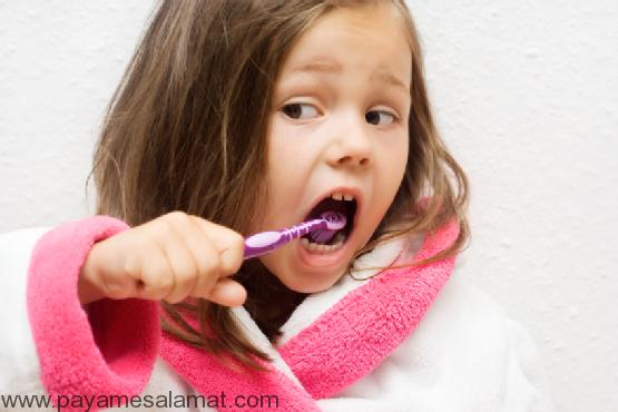 جلوگیری از پوسیدگی دندان کودکان