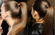 توجه: خانم ها موهایتان را دم اسبی نکنید