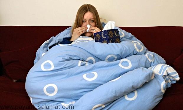 رژیم غذایی ضد سرماخوردگی