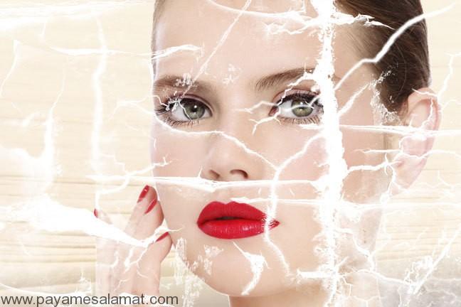 مراقب پوست خشک یا بدون رطوبت باشید!