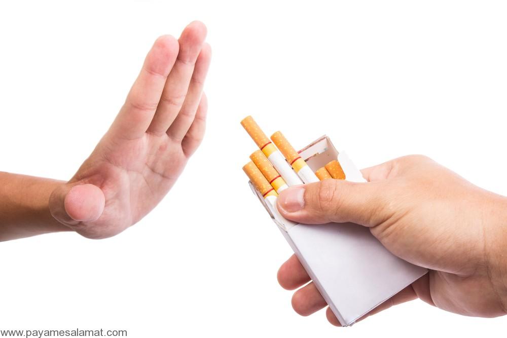 ترک سیگار در ۳۱ روز