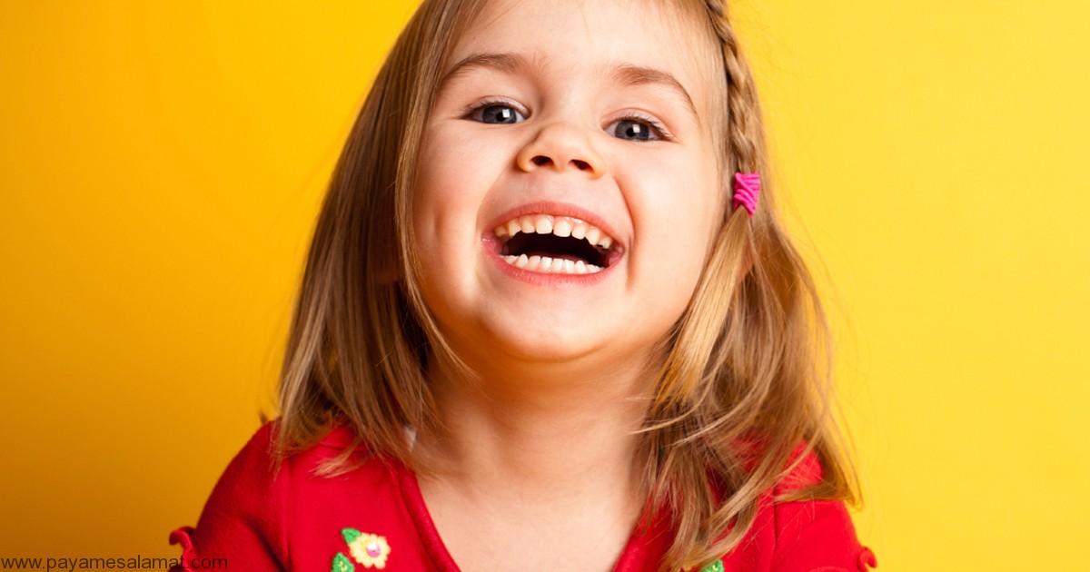 مراقبتهای ۸ گانه از دندانهای شیری کوچولوها