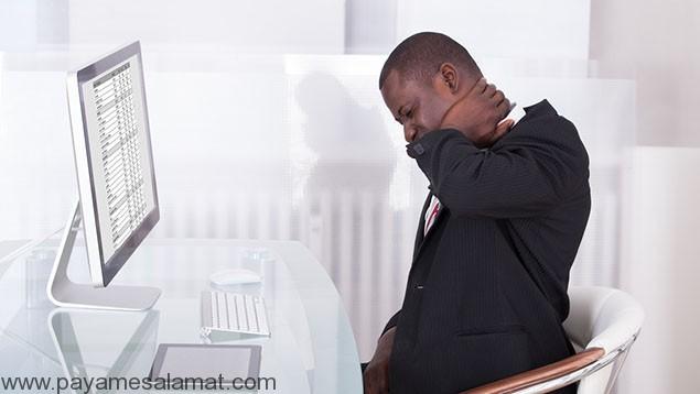کار و مشکلات عضلانی استخوانی