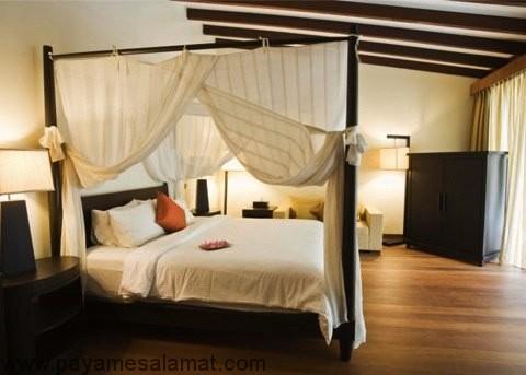 ۵ روش برای ایجاد آرامش بیشتر در فضای اتاق خواب
