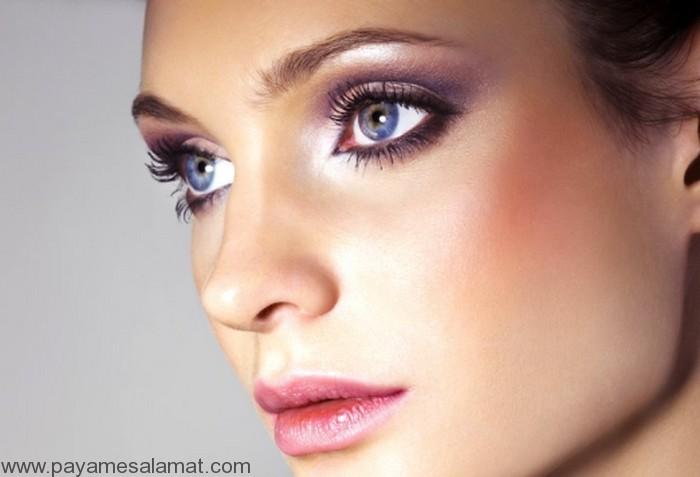 روش های از بین بردن سیاهی دور چشم