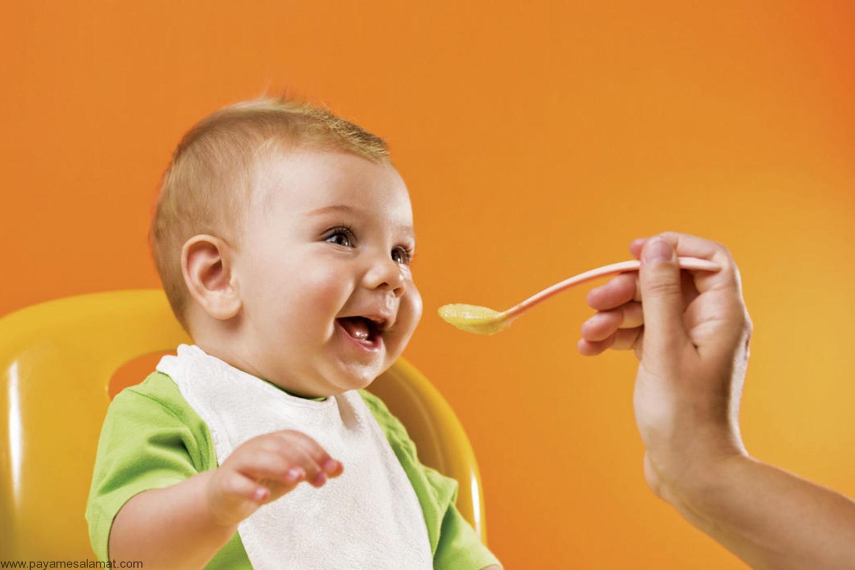 نکاتی در باره تغذیه کودک