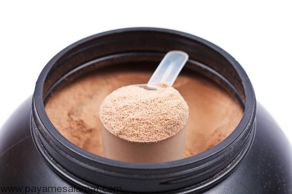 توزیع مواد پروتئینی و نیروزای غیرمجازبا هولوگرام جعلی