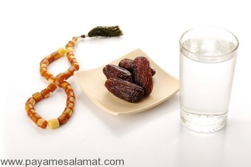 راه های مقابله با تشنگی در ماه رمضان