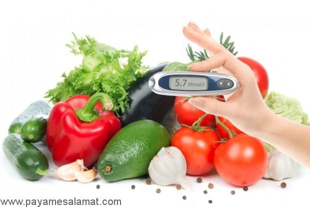 تغذیه مناسب دیابت چه ویژگی هایی دارد؟