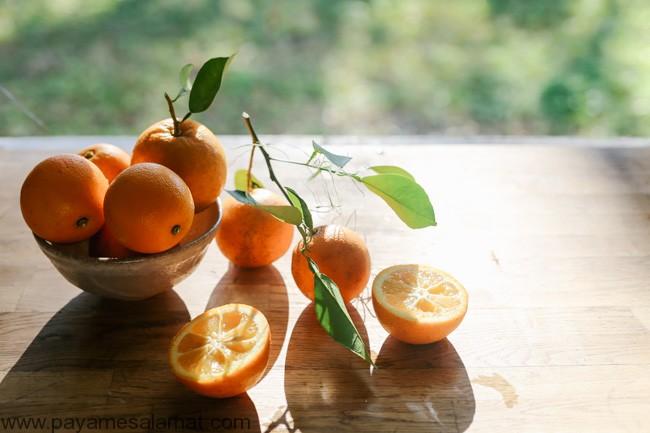 خواص نارنج - Orange Sour