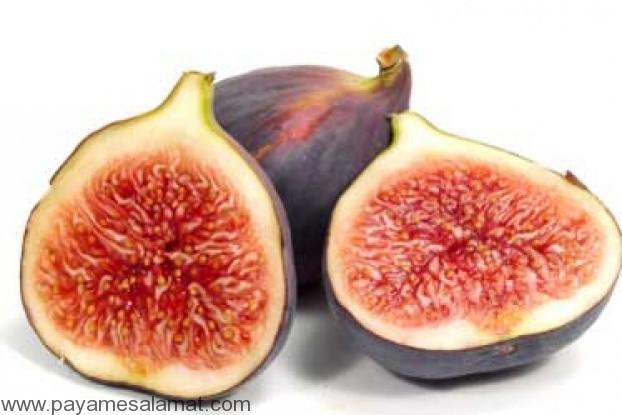خواص انجیر - تین - Fig