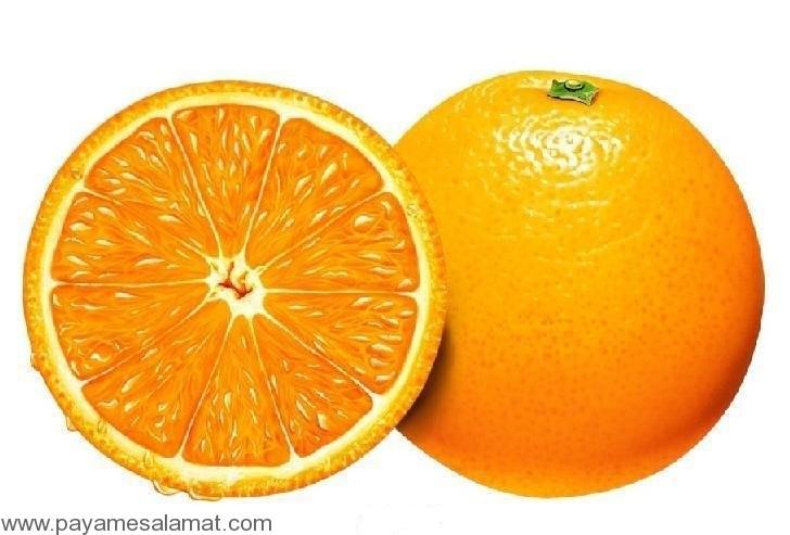خواص پرتقال - برتقان - Orange