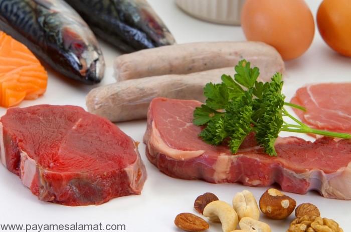 معرفی رِژیم غذایی حاوی پروتئین برای افزایش انرژی