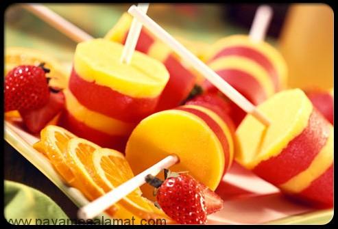 غذایی هایی که در بهبود آنفولانزا به شما کمک می کند