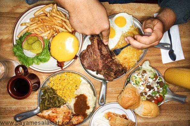 آشنایی با اختلال پرخوری و تفاوت آن با پرخوری طبیعی