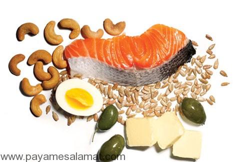 این مواد غذایی حاوی چربی های سالم هستند
