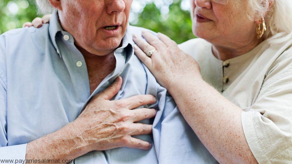 حمله قلبی چیست؟ و چه چیز باعث ایجاد حمله قلبی می شود؟