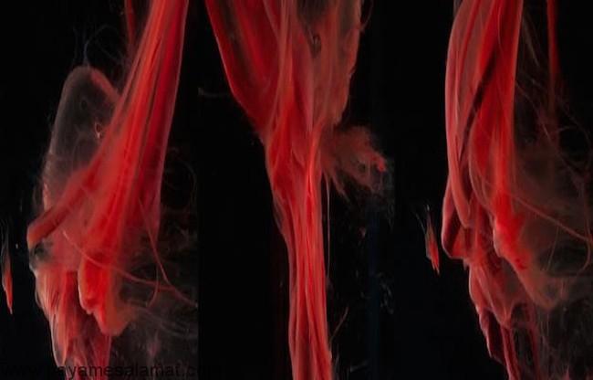 اولین خون قاعدگی