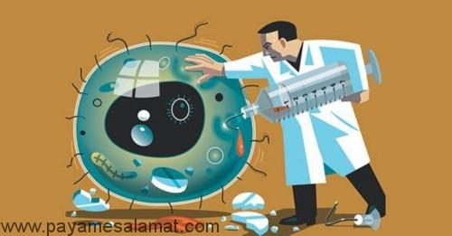 مقاومت ضد میکروبی به چه معناست؟