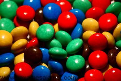 مضرات رنگ های مصنوعی در غذاهای فرآوری شده
