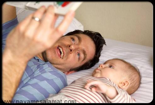 رشد کودک در شش ماهه اول زندگی