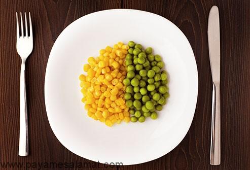 چند نکته مهم در رژیم غذایی برای کنترل تری گلیسیرید