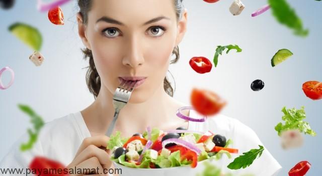 ۵ ماده غذایی برای محدود کردن گرسنگی