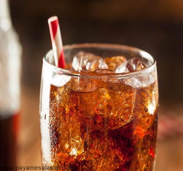 چربی عمیق شکم و ارتباط آن با نوشیدنی های شیرین