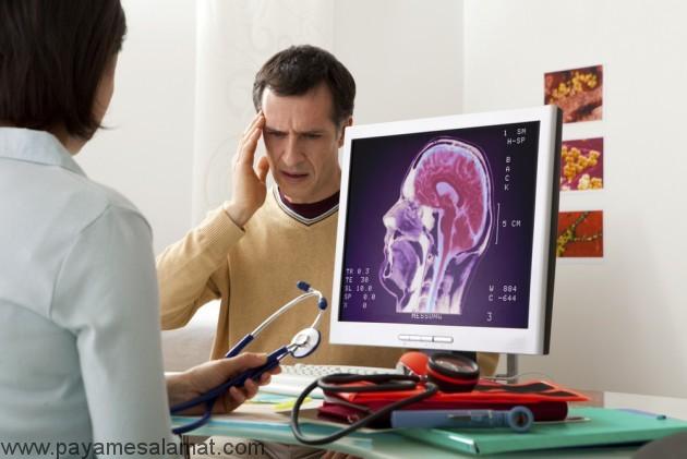 معاینات و آزماش های تشخیص علت سردرد
