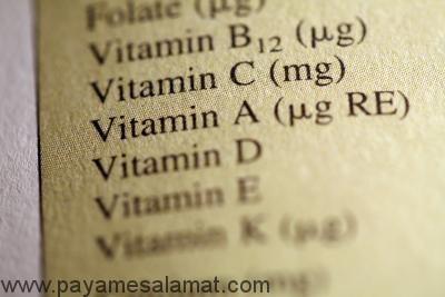 با برخی از ویتامین های محلول در چربی آشنا شوید