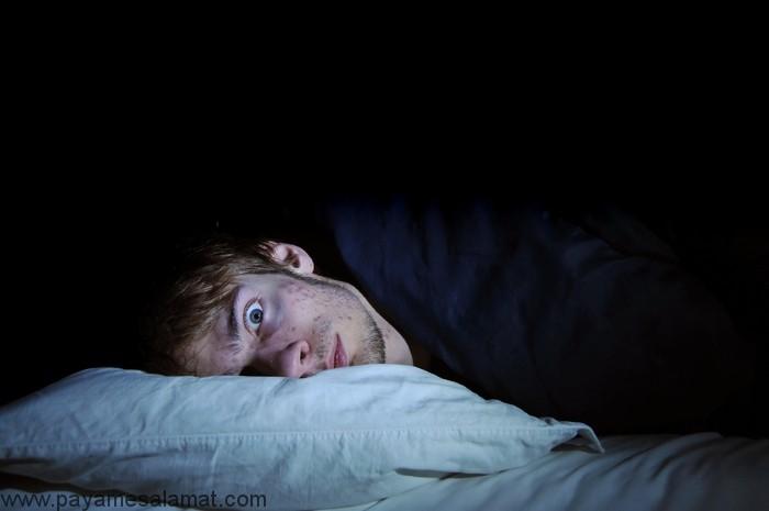 چند توصیه ساده برای درمان بی خوابی