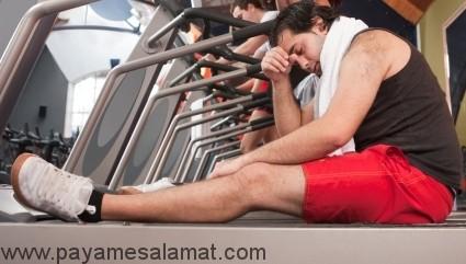 فواید ورزش کردن با شکم خالی
