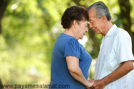 تغییرات جنسی در زنان و مردان مسن