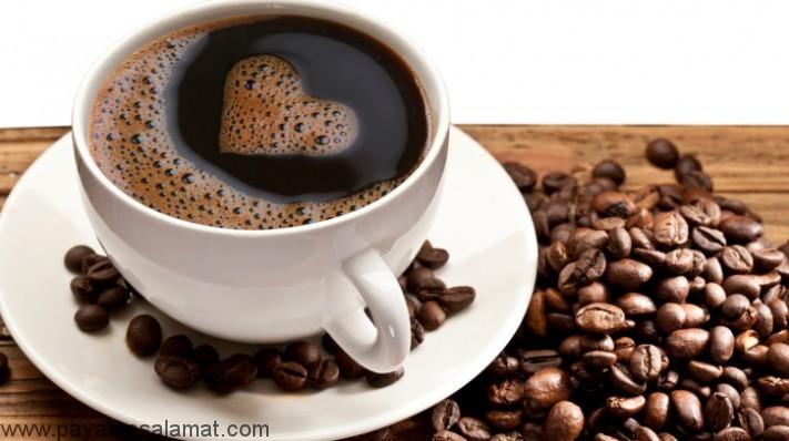 منابع کافئین و متوسط مصرف روزانه آن