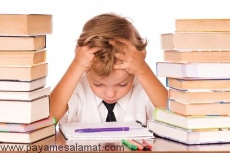روش های کاهش استرس در کودکان