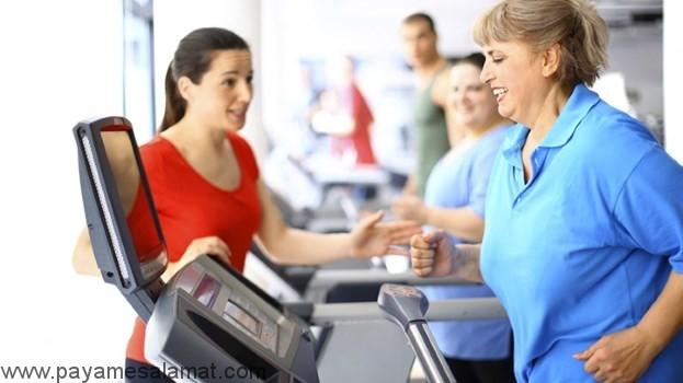 ورزش برای داشتن قلبی سالم تر