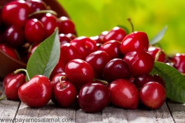 گیلاس - کَرَزٌحامِض - Cherry