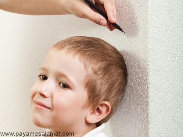 علل کندی رشد در کودکان