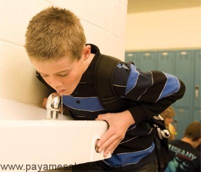 آیا آبخوری مدارس ناقل بیماری است؟