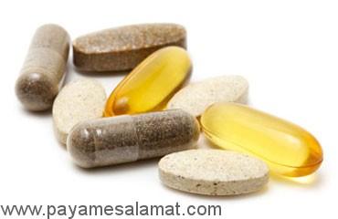 مولتی ویتامین خطر ابتلا به بیماری های قلبی را کاهش می دهد