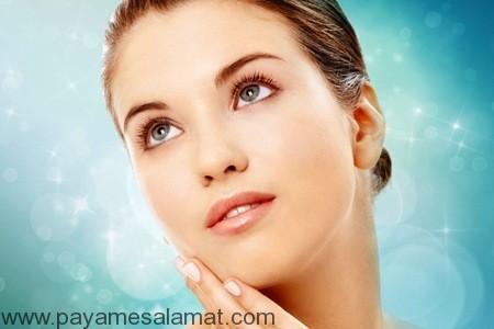 ساختار پوست و بیماری های پوستی
