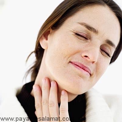 چند راه برای تسکین گلو درد