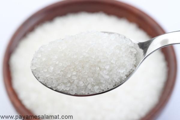 مهمترین مضرات شکر برای بدن