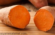 خواص رنگ نارنجی سیب زمینی شیرین