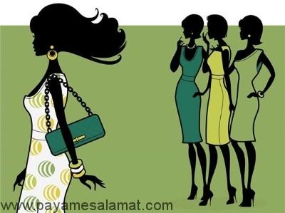 علت حسادت در زنان