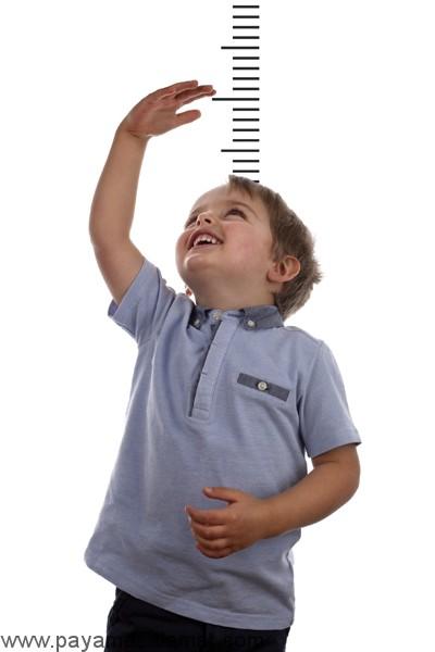 علت اختلالات رشد در کودکان