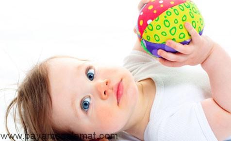 نقاط عطف رشد در کودک 2 ساله