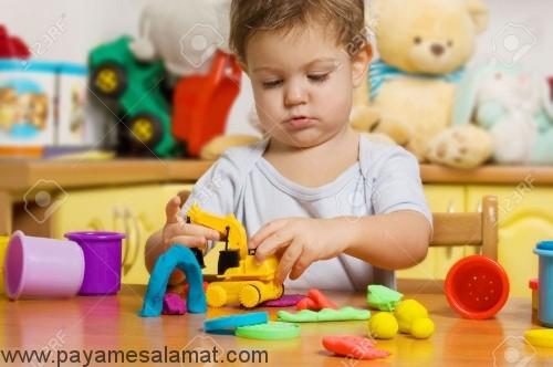 نقاط عطف رشد در کودک ۲ ساله